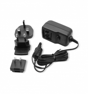 5V/1.5A Multiplug adapter (ADP100)