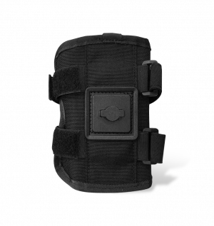 Rotating wrist holster double strap (HS196)
